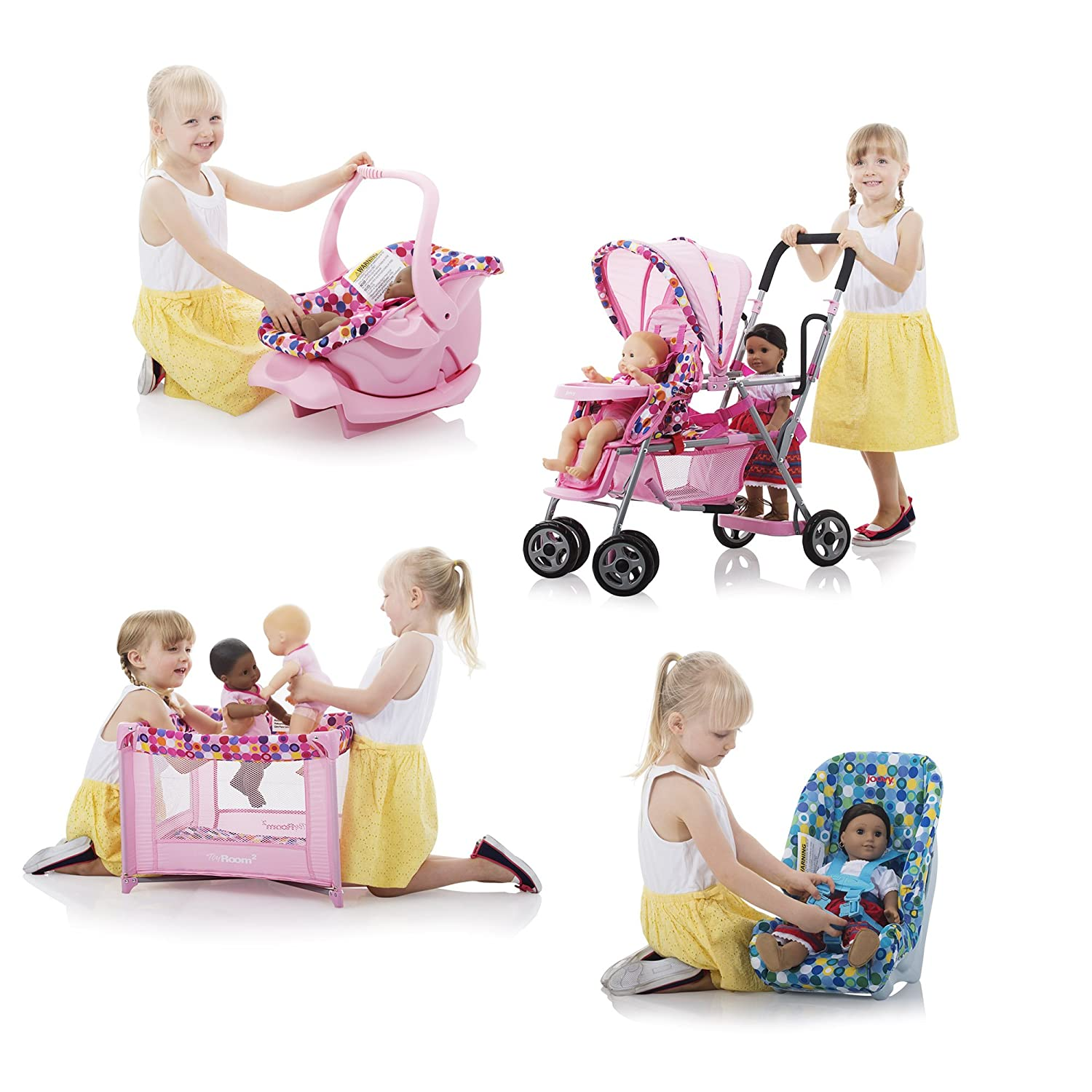 Amazon Doll Toy Car Seat