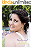 The Bridesmaid's Checklist: Marisol's Wedding (BCL Book 2) (English Edition)