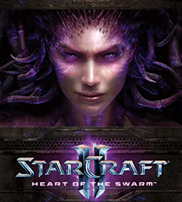 StarCraft II: Heart of the Swarm - PC/Mac [Digital Code]