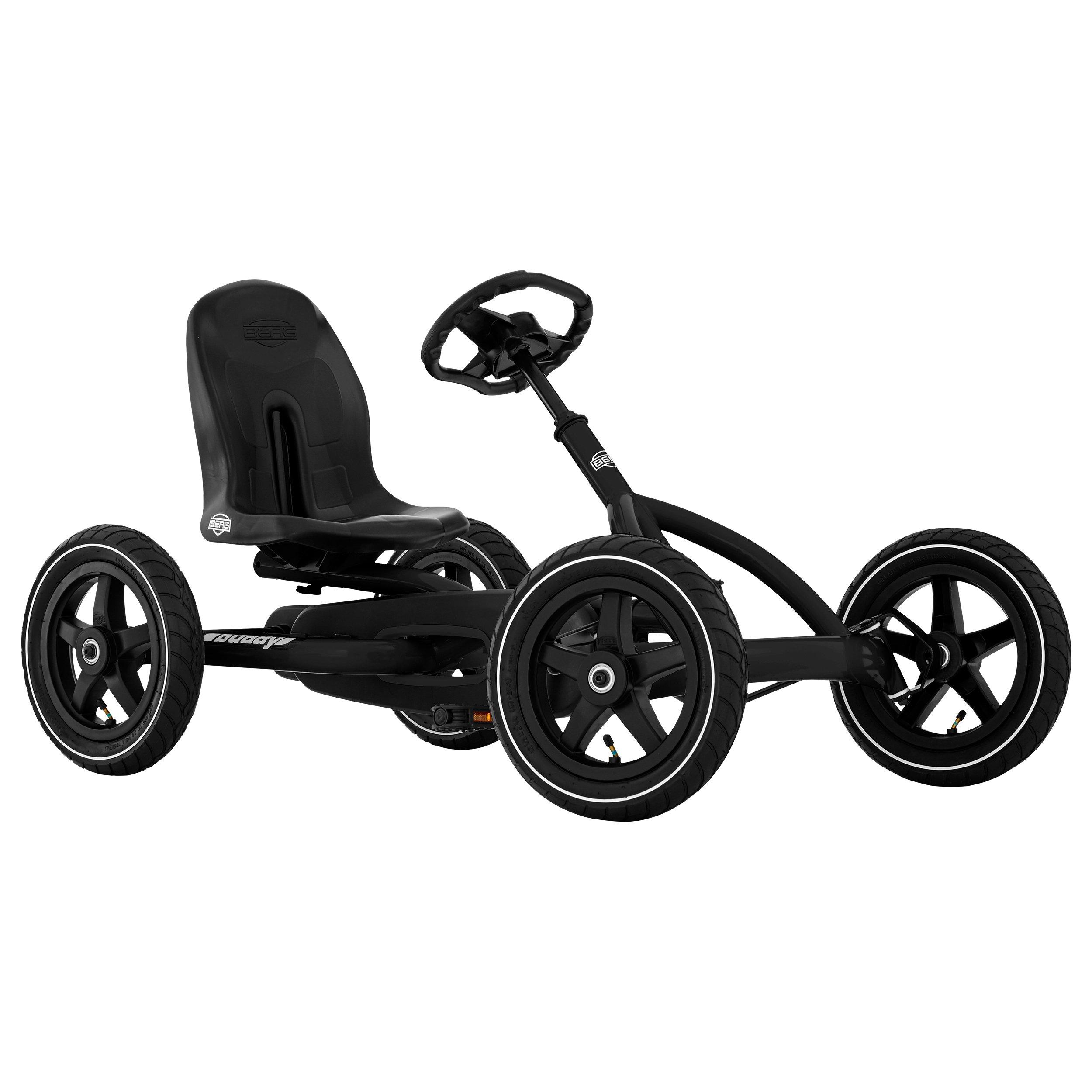 Berg Buddy Pedal Go Kart - Black Edition