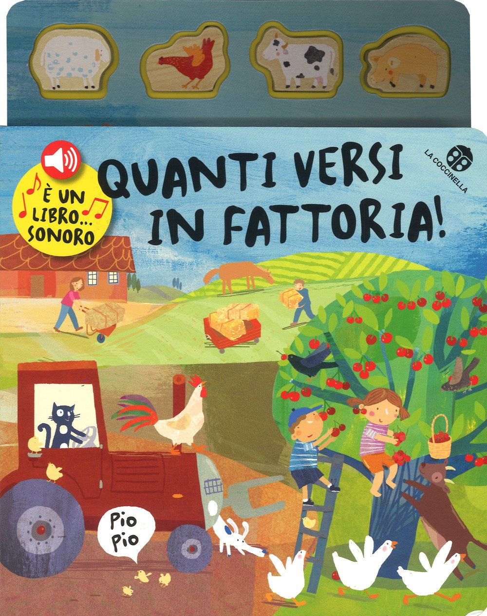 Quanti versi in fattoria! Ediz. a colori. Con gadget Turtleback – 30 nov 2017 Gabriele Clima Francesca Crovara La Coccinella 8868905191