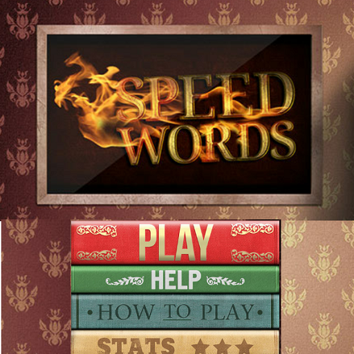 Speed Words HD Free (Make Words Fast Game) (Kindle Tablet ()