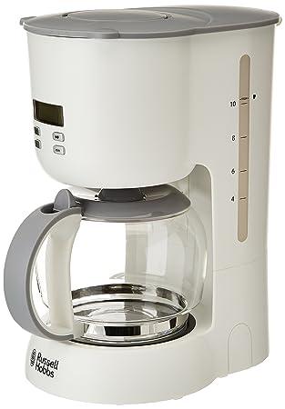 russell hobbs kaffeemaschine weiß