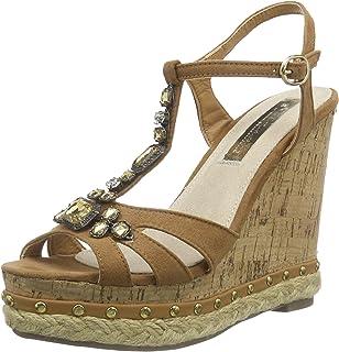 Más Reciente En Línea Edición Limitada De La Venta Barata XTI30169 - Sandali Donna amazon-shoes marroni Estate lUzLyT