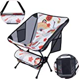 Nice C Ultralight Portable Folding Camping Backpacking Chair Compact & Heavy Duty Outdoor, Camping, BBQ, Beach, Travel…