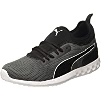 Puma Unisex's Concave V2 Idp Black White-cas Running Shoes