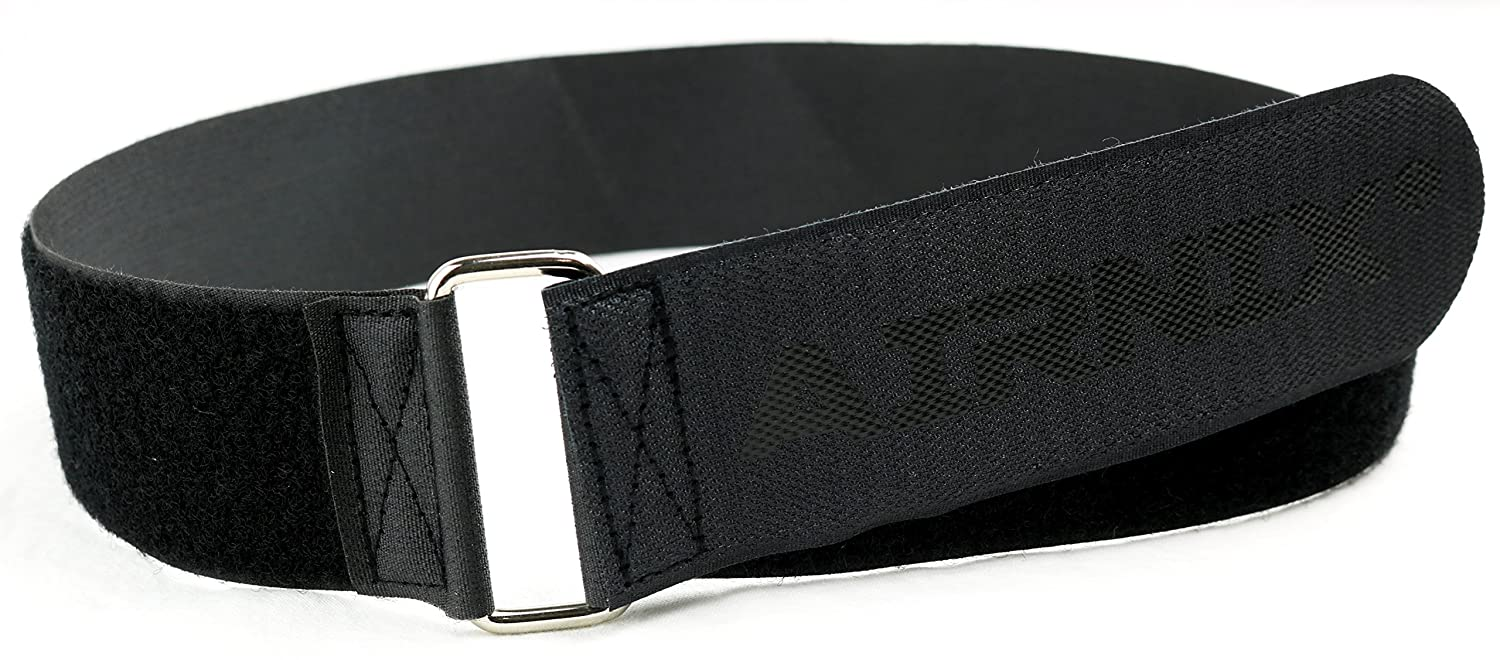 Securing AIRNIX 20x 6 x .75 Hook and Loop Nylon Cinch Straps Reusable Fastening Cable Straps