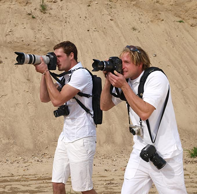 Sun Sniper Strap The Dph Double Plus Harness Steel Kamera