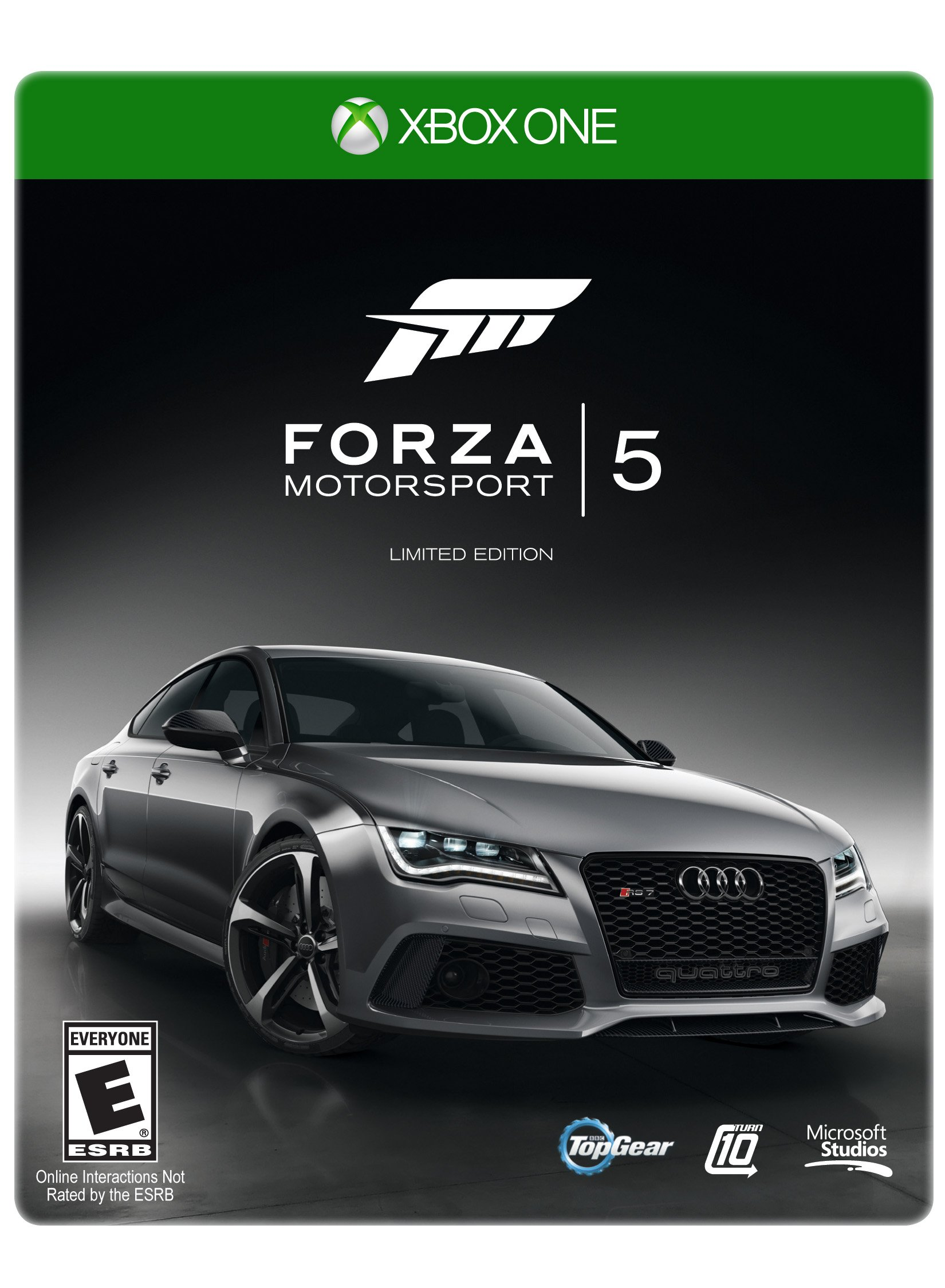 Forza Motorsport 5 Limited Edition by Microsoft (Image #1)