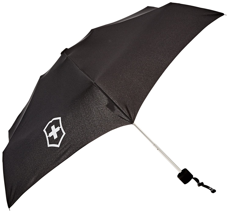 Victorinox Mini Umbrella, Black/Black Logo Victorinox Travel Gear 31170801