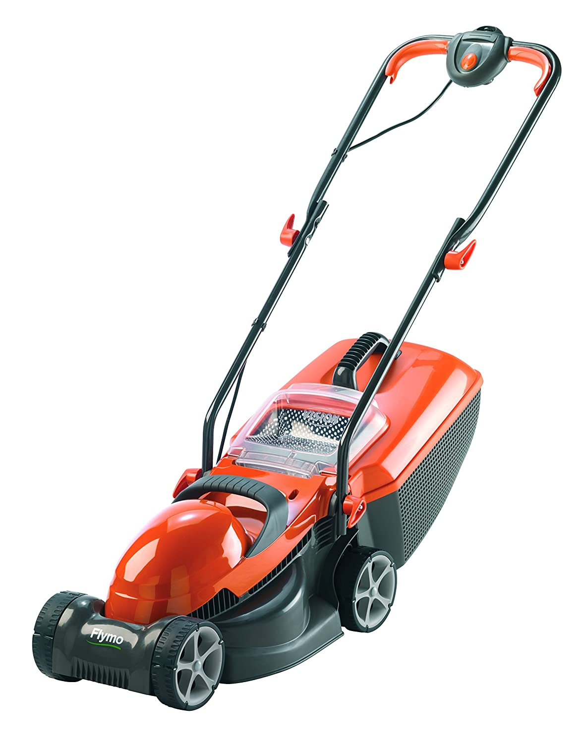 Flymo Chevron 32V Electric Wheeled Lawn Mower, 1200 W, Cutting Width 32 cm 9666084-01