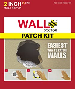 """Wall Doctor Drywall Patch, 2"""""""