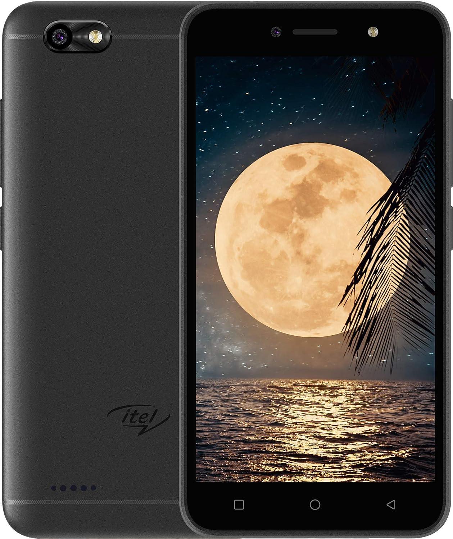itel A22 Pro Smartphone 16GB 2GB (RAM) (Midnight Black)