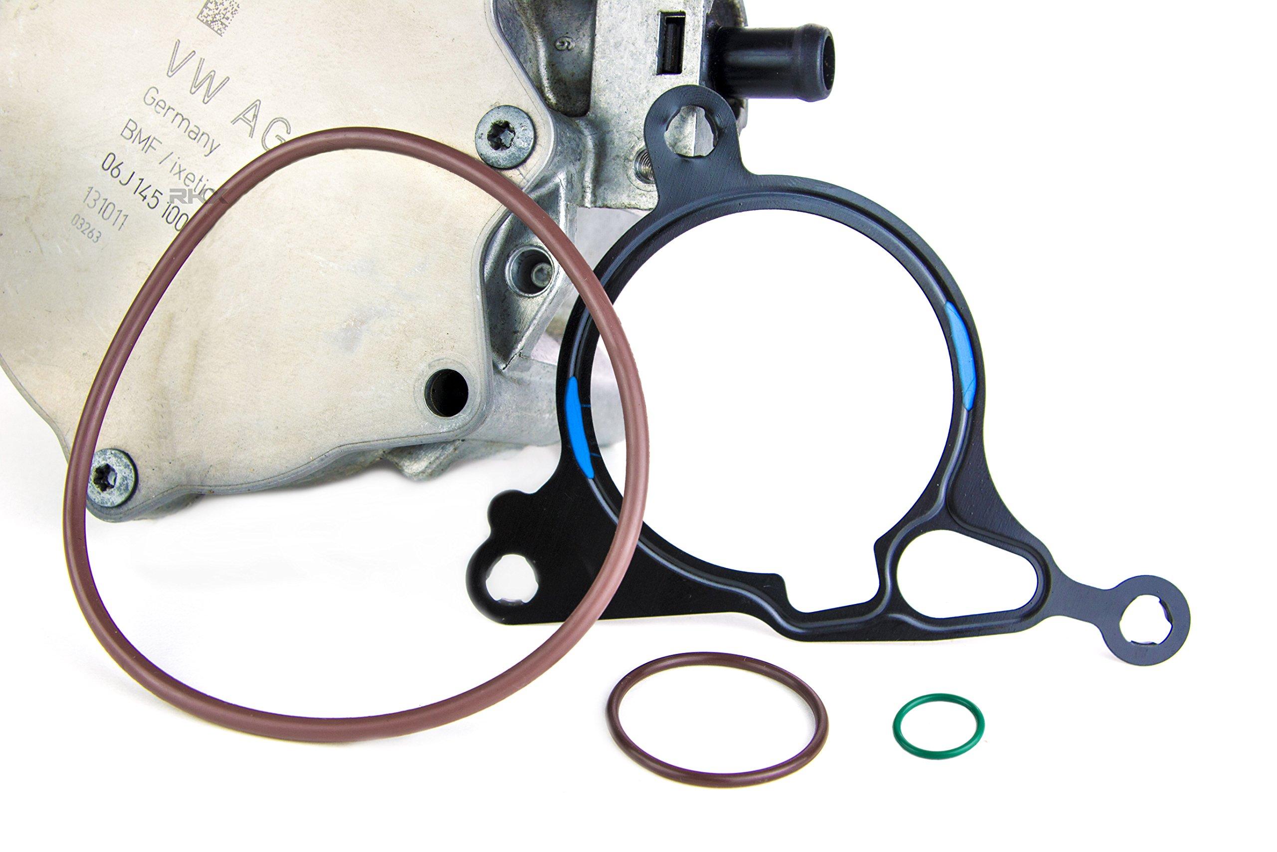 RKX VW & Audi 2.0T Vacuum Pump Reseal / Rebuild Kit 2.0 T TFSI B8 A4, Q7