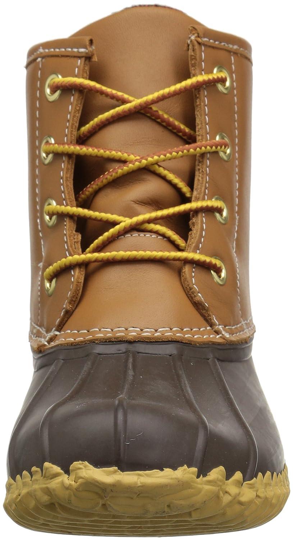 206 Boot Collective Women's Rainier Duck Rain Boot 206 B076125LZY 9 B(M) US|Tan/Navy 779f28