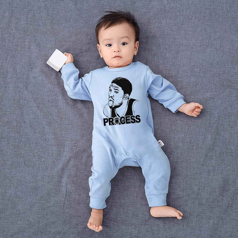 Baby Layette Jumpsuit Baby Bodysuit Unisex Baby Kids One-Piece Footed Sleep