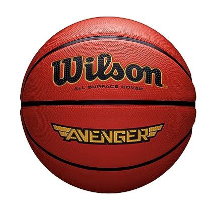 Wilson Pelota de baloncesto para cualquier superficie, Asfalto ...