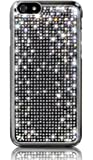 iPhone 6S/6ケース【正規品】Dreamplus Persian Bar iPhone6s iphone6 iphone 4.7インチ 手帳型 ケース 本革 カード収納 ラインストーン 保護ケース アイフォン ブラック