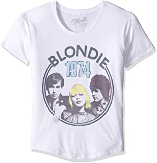 84b86e81 Amazon.com: Blondie Poster Unisex Child Toddler T-Shirt, Black, 2T ...