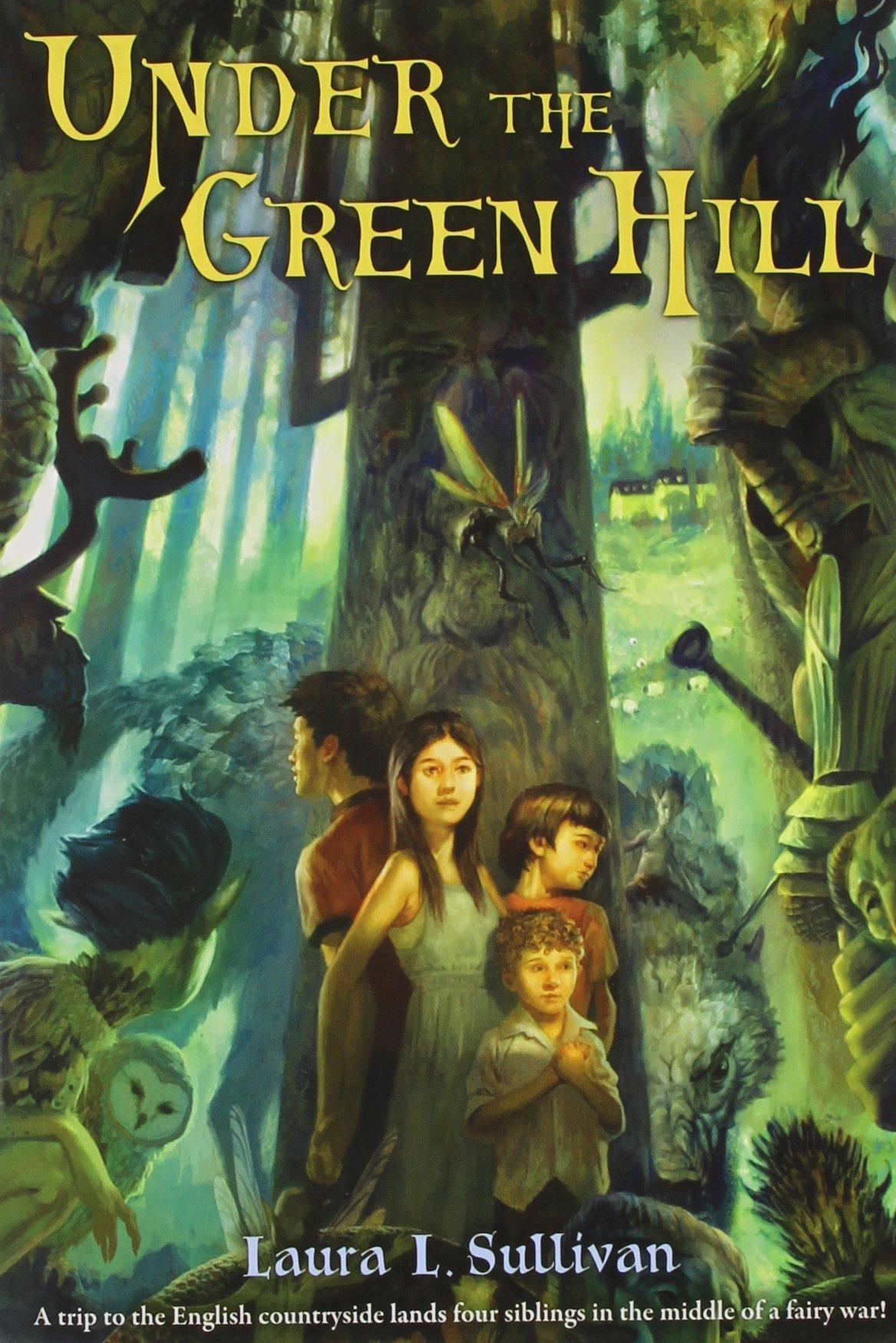 Download Under the Green Hill pdf epub