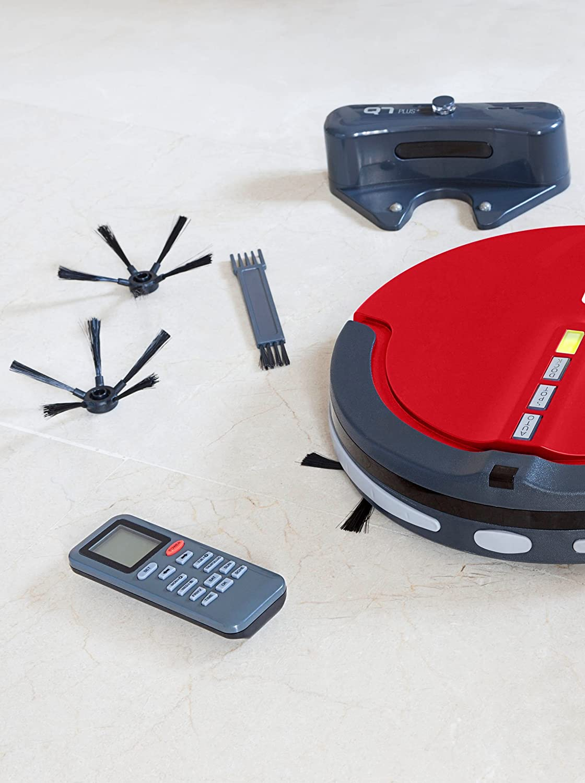 Newlux Robot Aspirador Q7 Plus: Amazon.es: Hogar