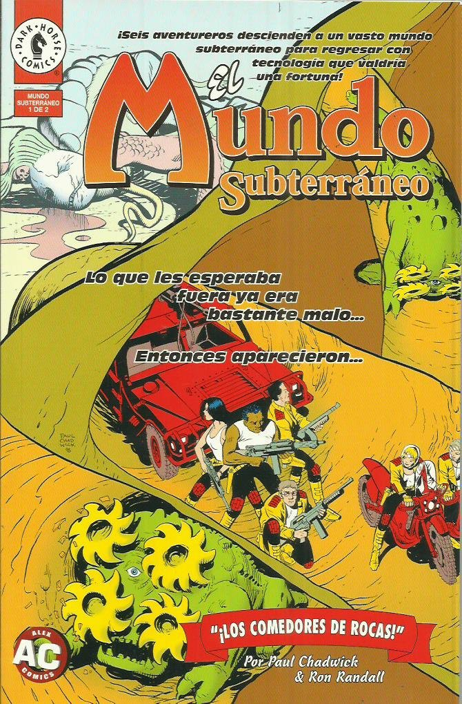 EL MUNDO SUBTERRÁNEO LOS COMEDORES DE ROCAS: Amazon.es ...