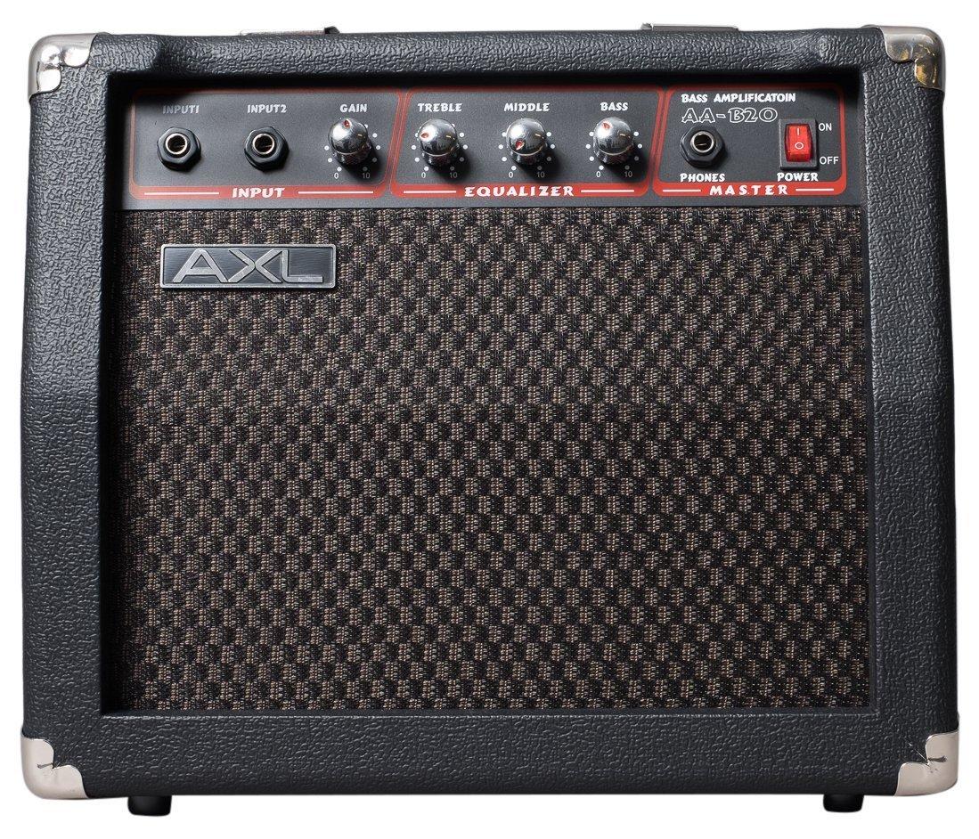 AXL AA-B20 Bass Amplifier, 20W