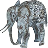 Elefante de metal