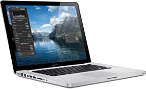 Apple MacBook Pro 15.4-inch MC371LL/A - 4GB RAM - 320GB HDD - Intel Core i5 2.4GHz (Renewed)
