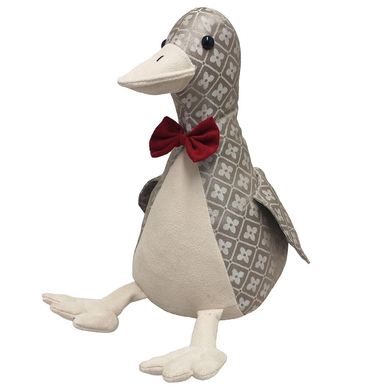 Jacquard Duck fermaporta/ Pollici /21/x 13/x 28/cm 20,3/x 12,7/x 27,9/cm /Imbottitura 100/% Poliestere/ /Heavyweight Sabbia/ / /Made by Riva Paoletti/