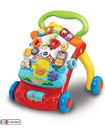 Vtech 80-505663 First Steps Baby Walker, Multicolour