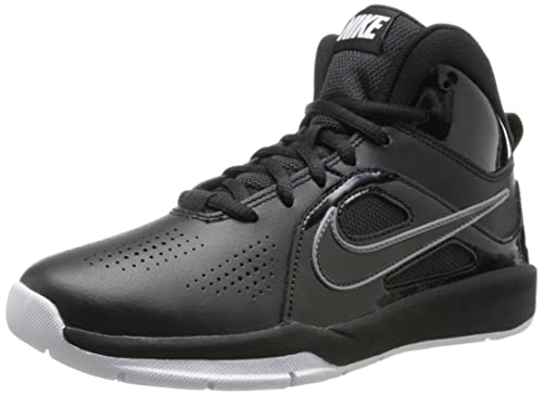Nike Team Hustle D 6 (GS) - Zapatillas de baloncesto para niños, color