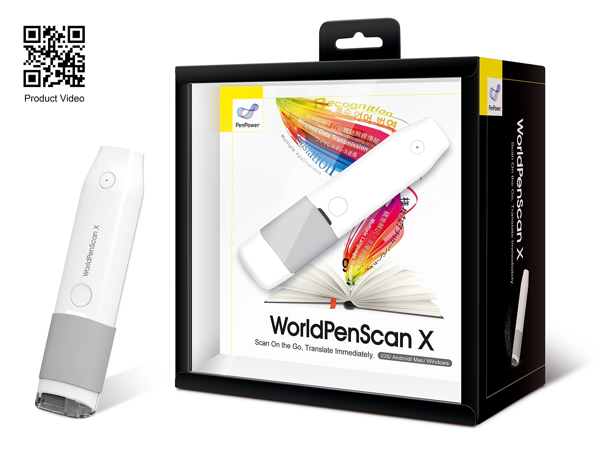 PenPower WorldPenScan X (iOS/Android/Mac/Windows) by PenPower