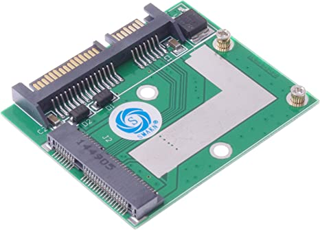 SMAKN® Mini pcie mSATA SSD 30 mm * 50 mm a 2,5