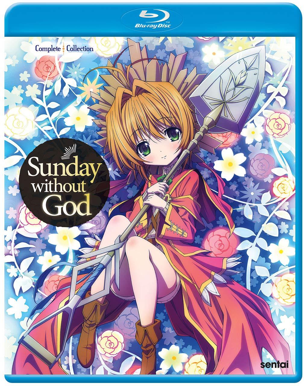 North America Anime Blu-ray/DVD Release, April 6