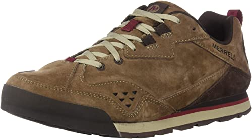 Burnt Rock Tura Suede Trainers