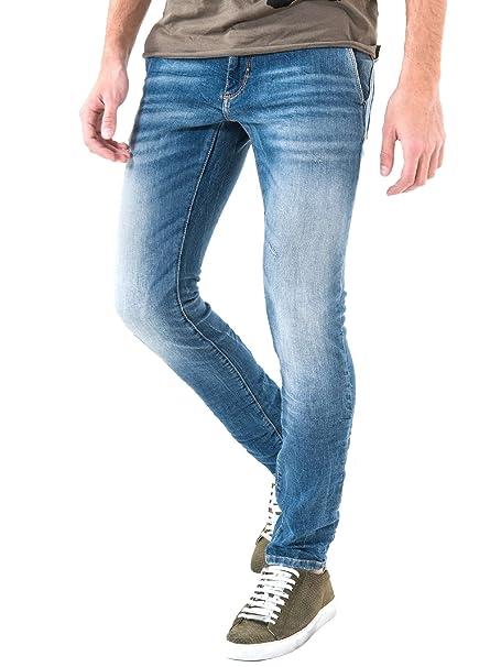 Antony Morato MMDT00179 FA750188 Jeans Hombre Azul 52 ...