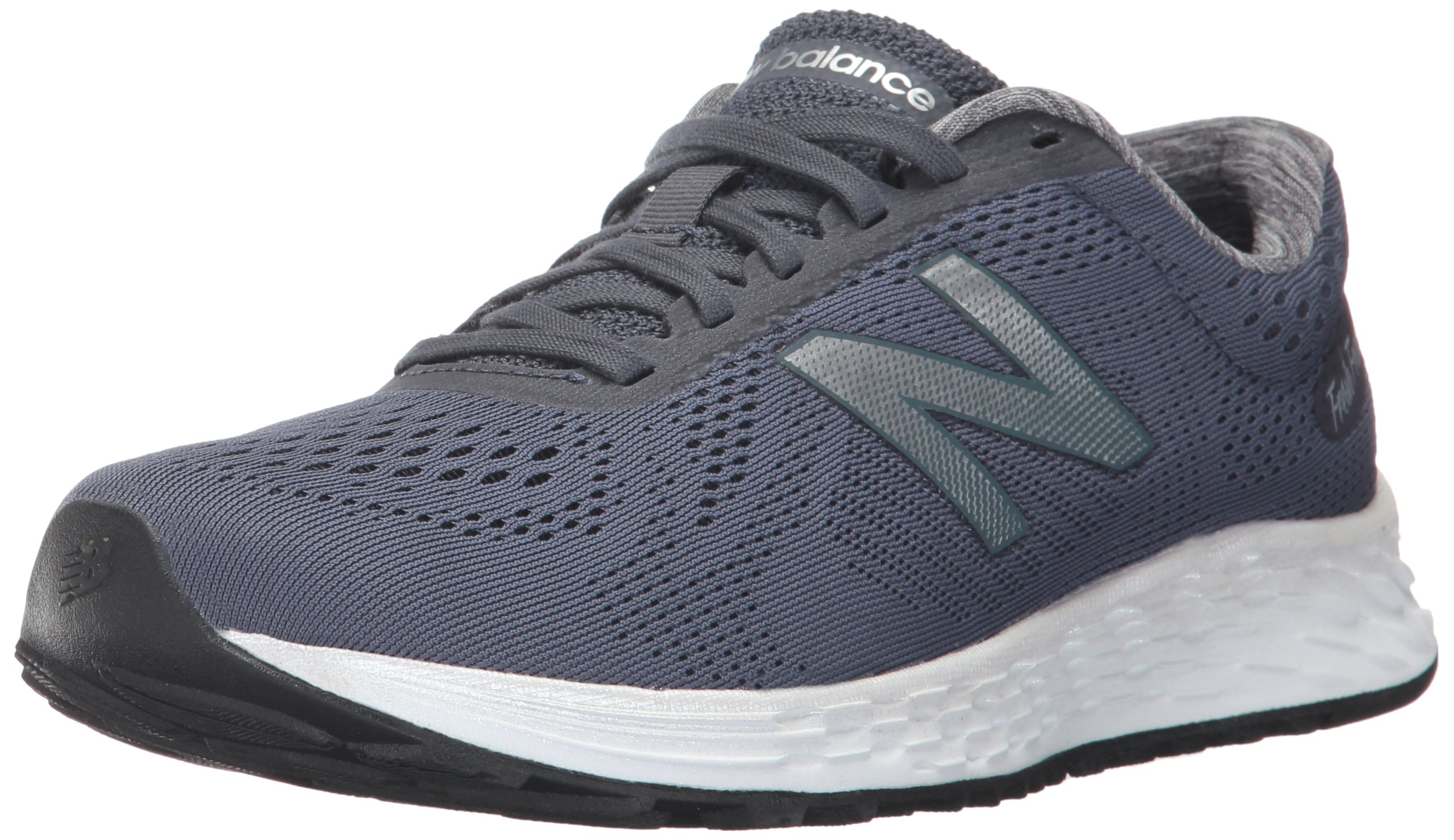 New Balance Women's Arishi v1 Fresh Foam Running Shoe, Dark Grey, 5 B US by New Balance (Image #1)