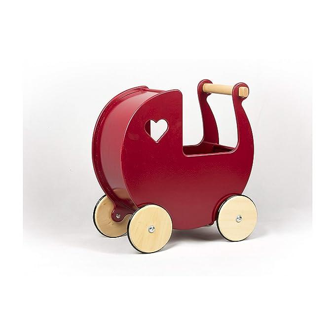 Amazon.es: - Moover Juguetes Carros, rojo: Juguetes y juegos