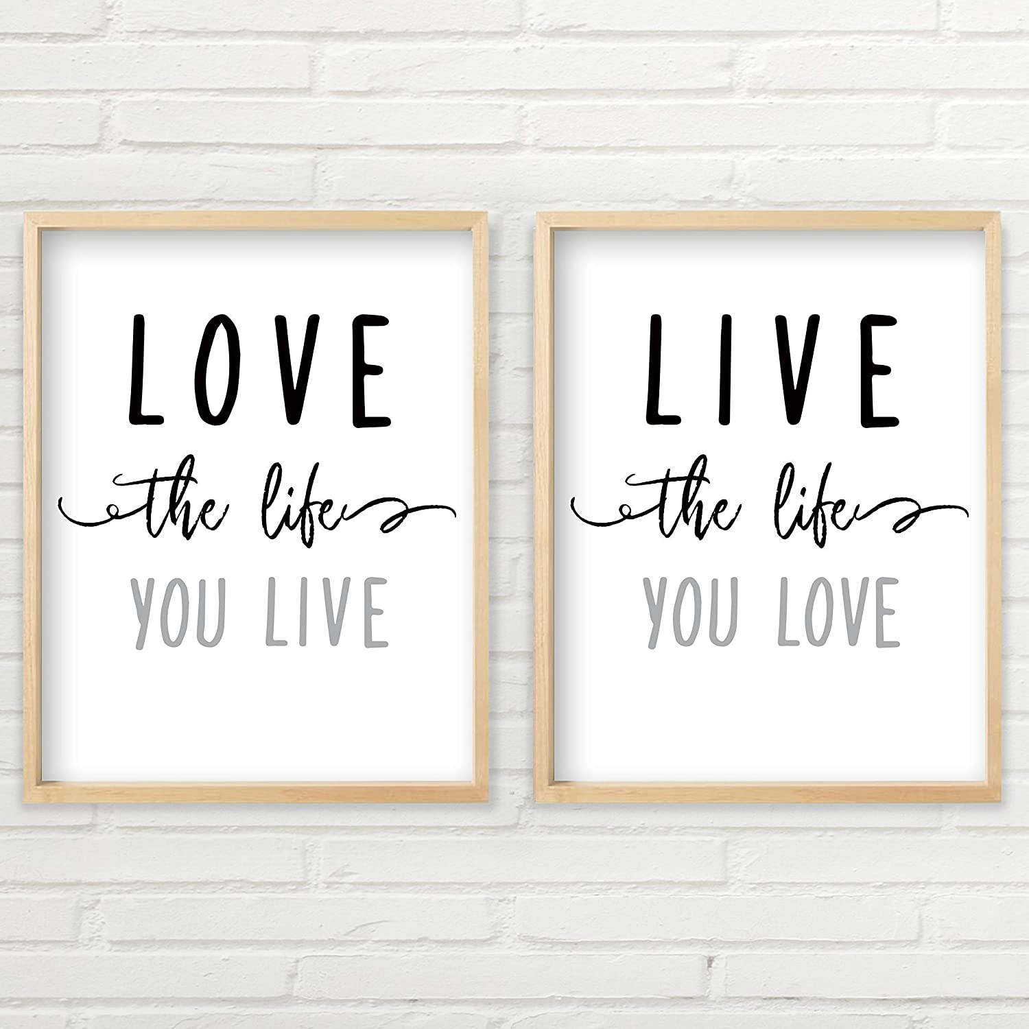recycled felt paper 8x10 Final size with mat: 11\u201dx14 Love is Love Art Print 2 Illustration