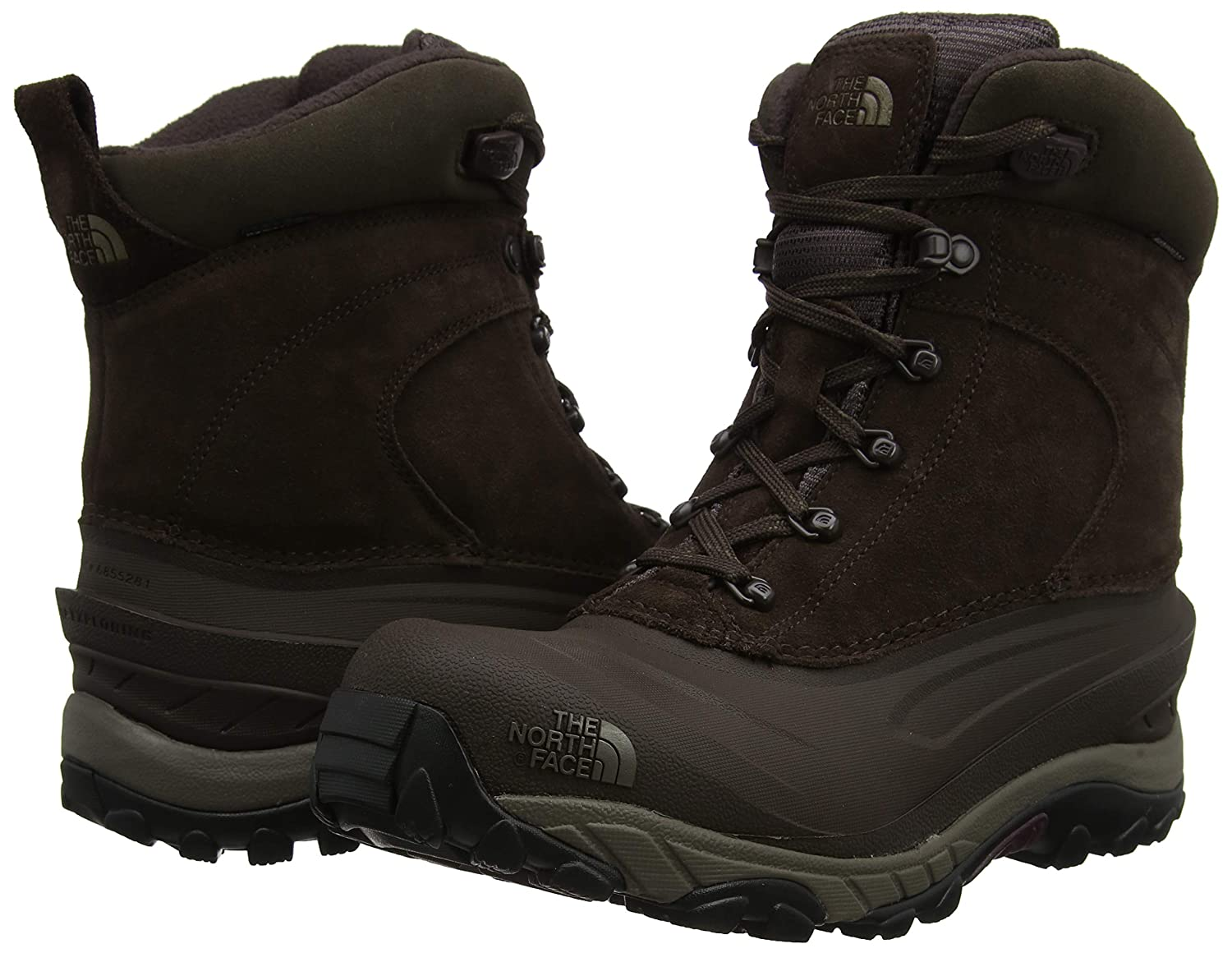 THE Iii NORTH FACE Herren Chilkat Iii THE Trekking-& Wanderstiefel, Schwarz Braun (Chocolate Torte/Weimaraner Brown 5ra) e7a4ed