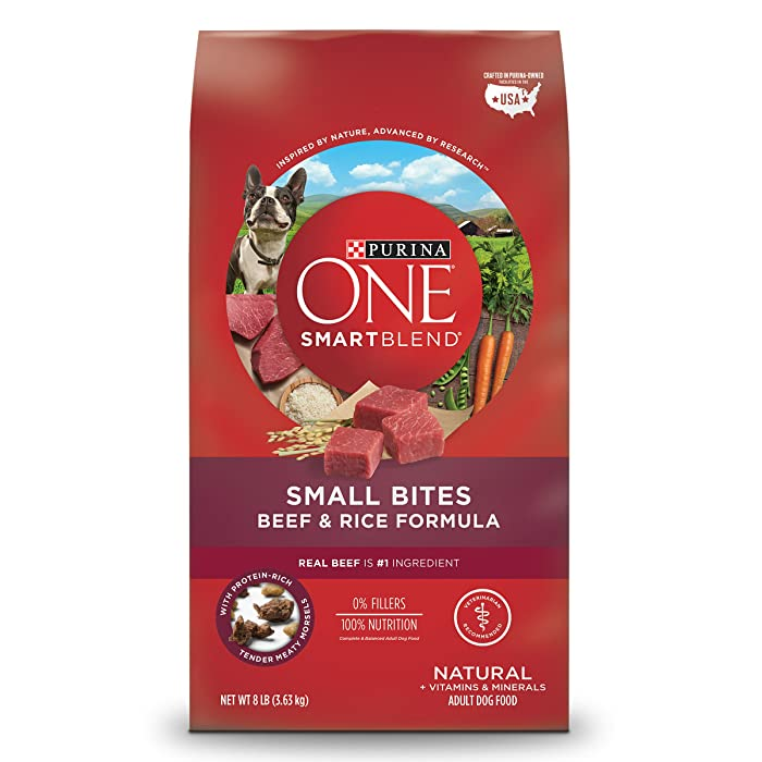 The Best Dog Food Small Bites