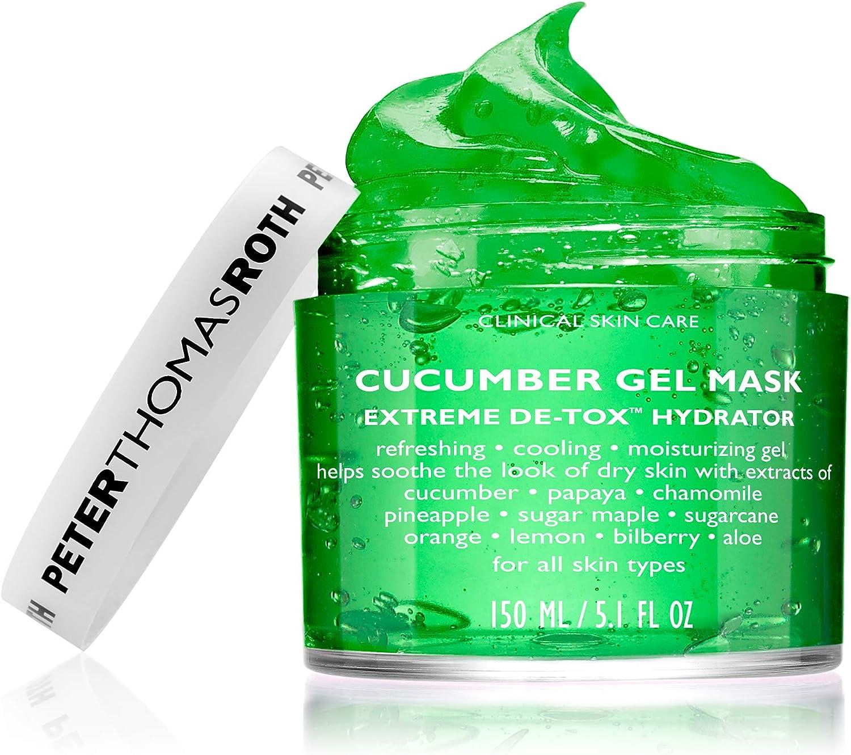 Peter Thomas Roth Cucumber Gel Mask, 5 Fl Oz: Amazon.sg: Beauty