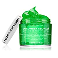 Cucumber Gel Mask Extreme De-Tox Hydrator, Cooling and Hydrating Facial Mask, Helps...