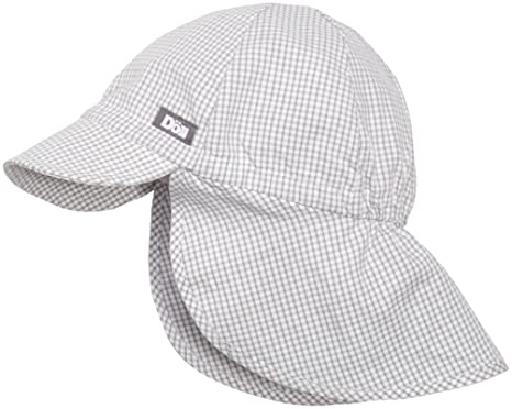 2a410570 Döll Unisex Baseballmï¿1/2tze mit Nackenschutz Baseball cap, Grey - alloy  1033, Small: Amazon.co.uk: Clothing