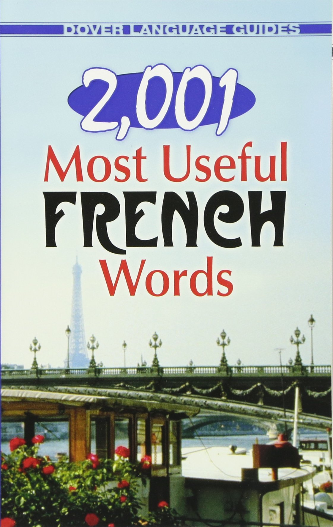 2, 001 Most Useful French Words (Dover Language Guides French) (English and  French Edition): Heather McCoy: 9780486476155: Amazon.com: Books
