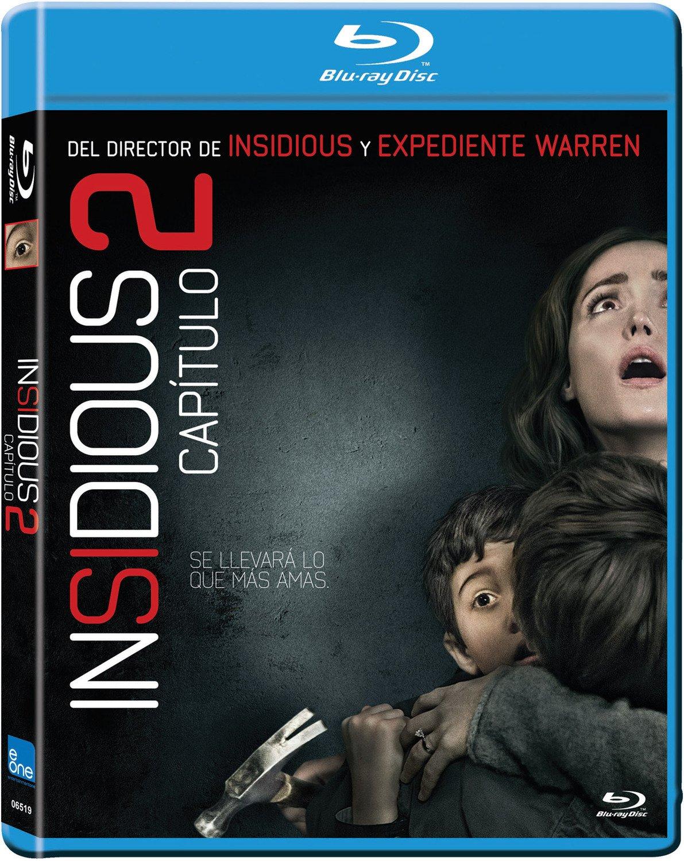 Insidious 2 (Bd) [Blu-ray]: Amazon.es: Patrick Wilson, Rose Byrne, Barbara Hershey, James Wan, Patrick Wilson, Rose Byrne, Jason Blum: Cine y Series TV