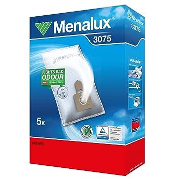 Amazon.com: Menalux Duraflow 3075 - Bolsas para aspiradora ...