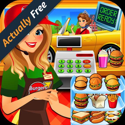drive-thru-simulator-kids-fast-food-coffee-burger-fries-games-free
