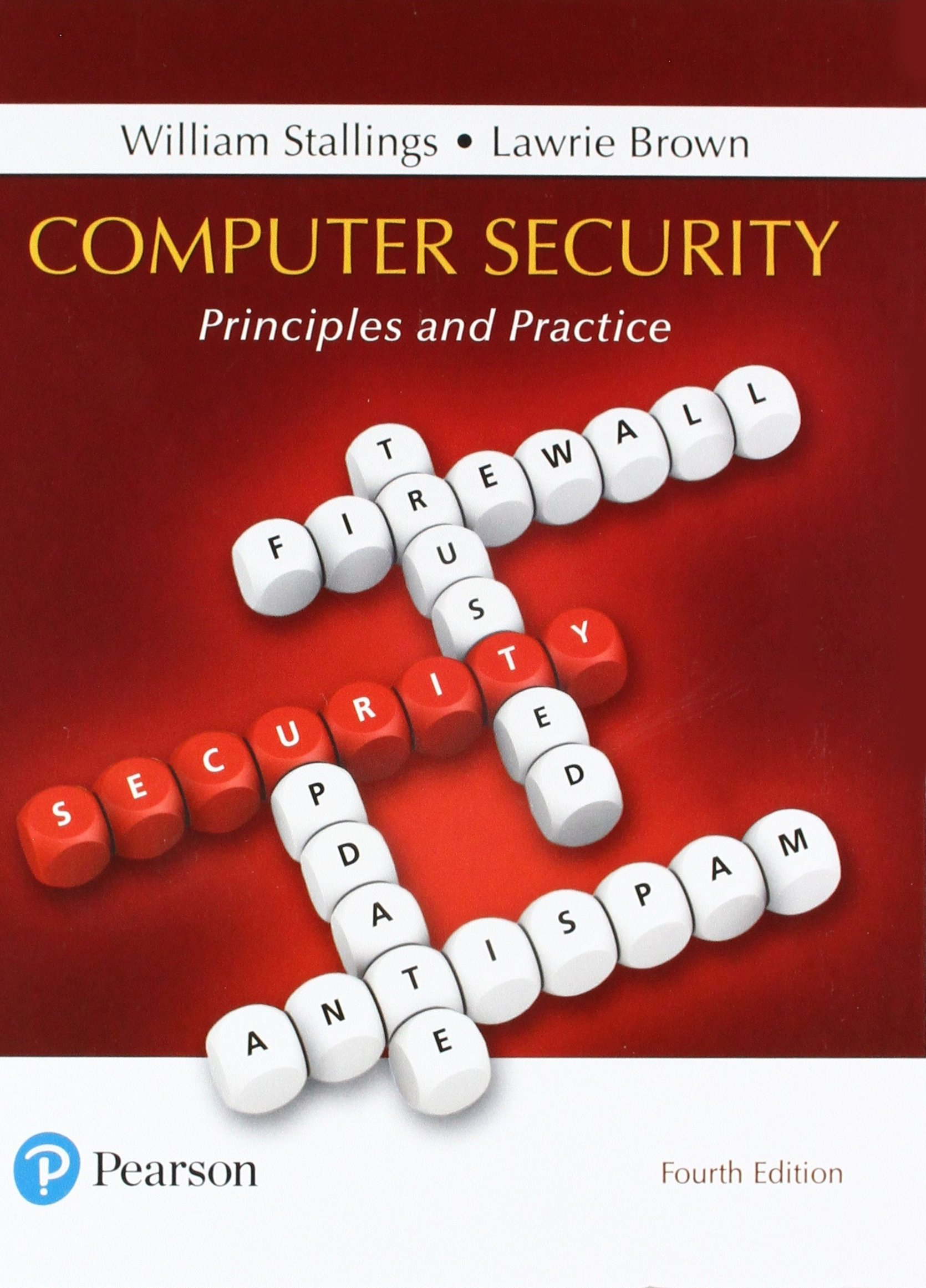 Computer Security: Principles and Practice (4th Edition) by Pearson